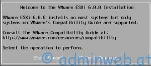 ESXi 6 installieren 4