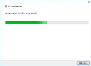 Windows Features NTVDM installieren 2