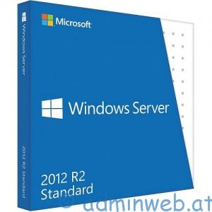 Windows Server 2012 R2 Standard Logo
