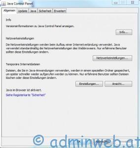 HP ILO 2 Java Error - 2