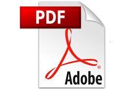 Adobe Reader PDF Logo