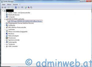 DVD-CD-Rom Laufwerk im Geräte Manager deaktivieren
