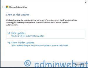 Microsoft Windows 10 automatische Treiberinstallation unterbinden 3