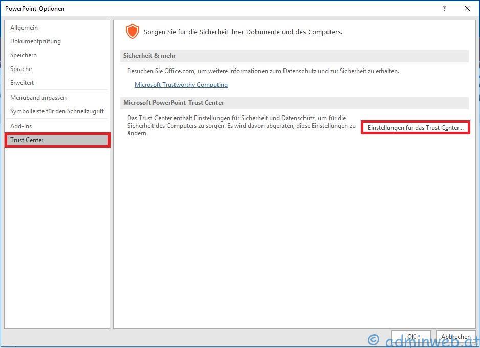 Microsoft Powerpoint Powerpoint Hat Ein Problem Bei Inhalten In