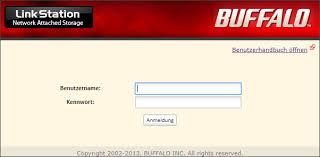 Zugriff auf Buffalo Linkstation NAS mit Windows 10 nicht